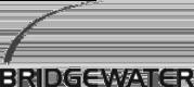 Logo for BridgeWater