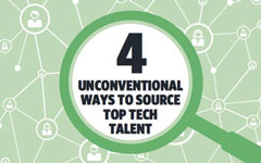 Four Unconventional Ways to Source Top Technical Talent